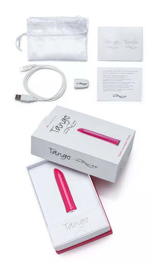 We-Vibe Tango box contents | Nikki Darling Australia