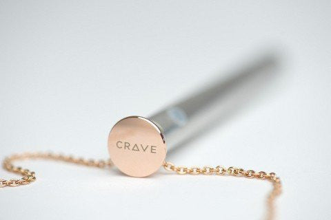 vesper rose gold vibrator necklace vibrators | nikki darling australia