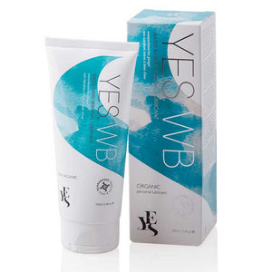 Yes WB Water Based Lubricant 100ml with Box | Nikki Darling Australia