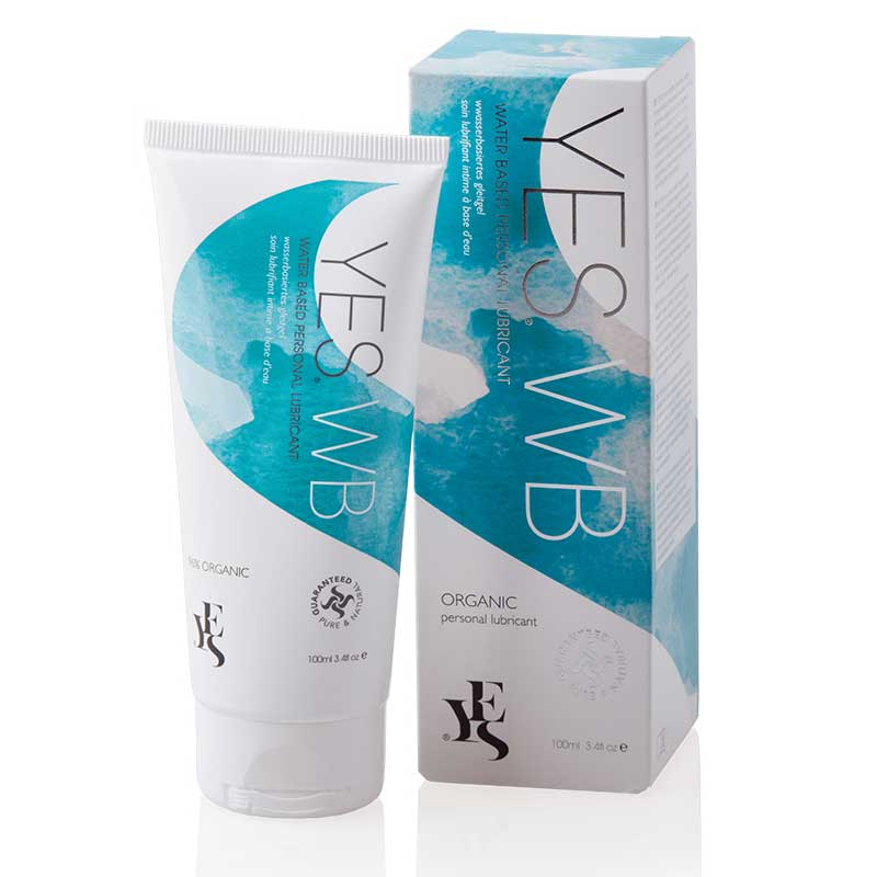 Yes WB Water Based Lubricant 50ml with Box | Nikki Darling Australia
