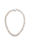 "18"" Single Strand 13mm Baroque Fresh Water Pearl Necklace"