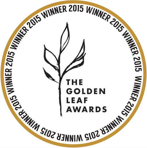 Golden Leaf Awards - Best Black Tea - Best Green Tea - Tea Campaign Australia