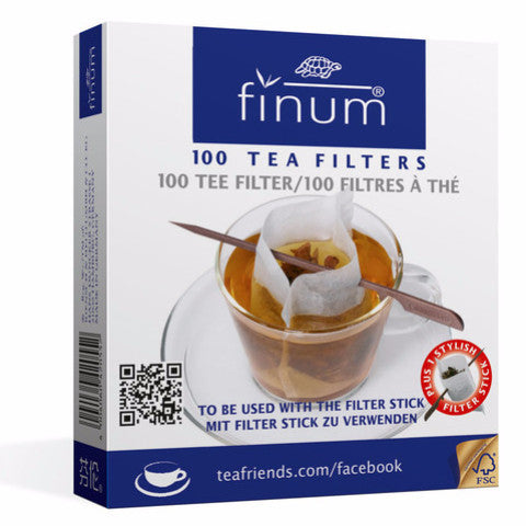 100 Tea Filters - Cup Size