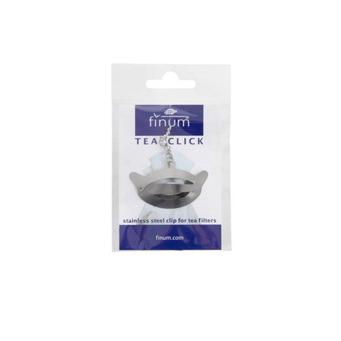 Tea Filter Click - Make Your Own Teabags - Pure Darjeeling Tea