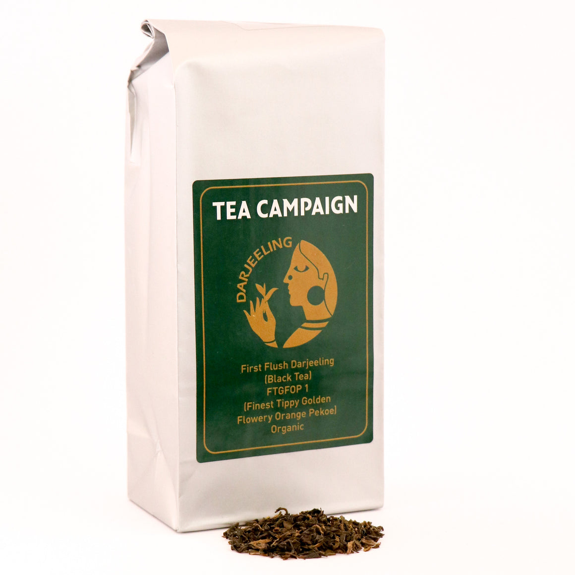 Tea Campaign Australia - Pure Darjeeling Tea - Black Tea First Flush