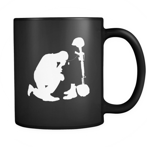 Army Hero 11 oz. Mug. Army Hero funny gift idea.
