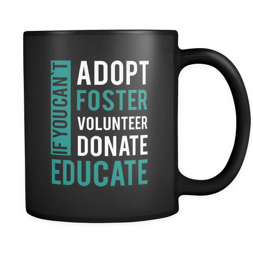 Adoption 11 oz. Mug. Adoption funny gift idea.