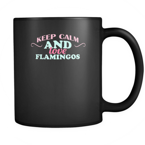 Flamingo 11 oz. Mug. Flamingo funny gift idea.