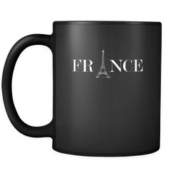France 11 oz. Mug. France funny gift idea.