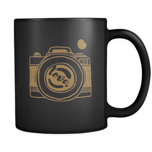 Photography 11 oz. Mug. Photography funny gift idea.