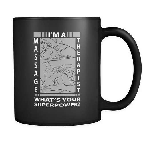 Massage Therapist - I'm a Massage Therapist. What's your superpower?