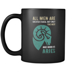 Aries 11 oz. Mug. Aries funny gift idea.