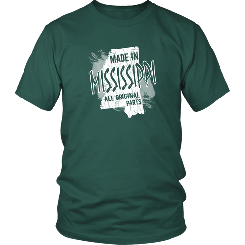 Mississippi T-shirt - Made in Mississippi