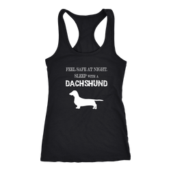 Dachshund T-shirt, hoodie and tank top. Dachshund funny gift idea.