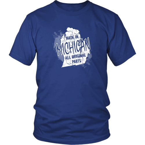 Michigan T-shirt - Made in Michigan