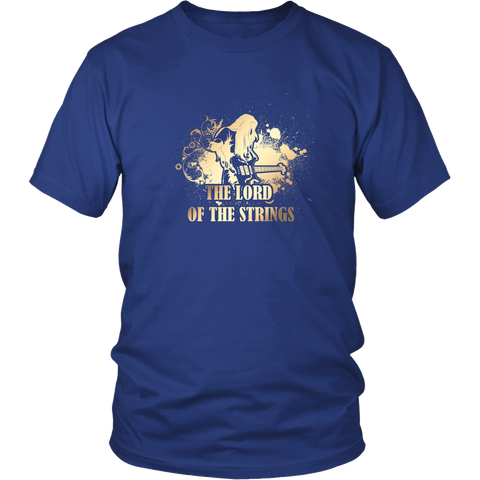 Guitar T-shirt - The lord of the strings
