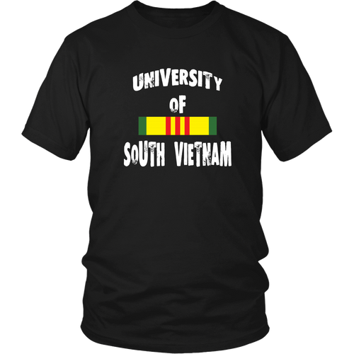 Vietnam Veteran T-shirt - University of South Vietnam