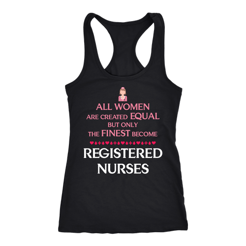 Registered Nurse T-shirt, hoodie and tank top. Registered Nurse funny gift idea.