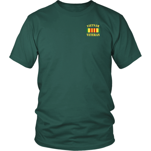 U.S. Army - Double sided custom design T-shirt