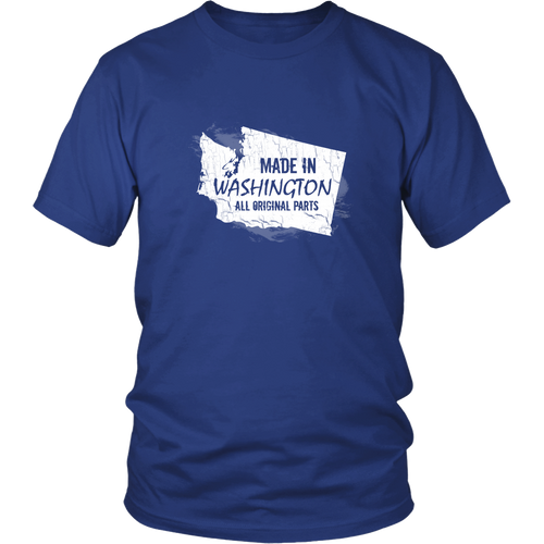 Washington T-shirt - Made in Washington