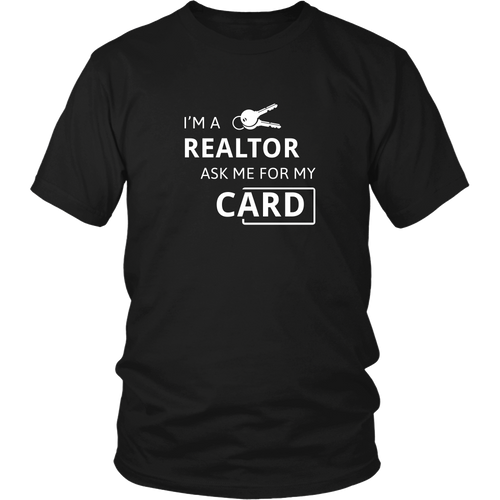 Realtor Strum custom T-shirt
