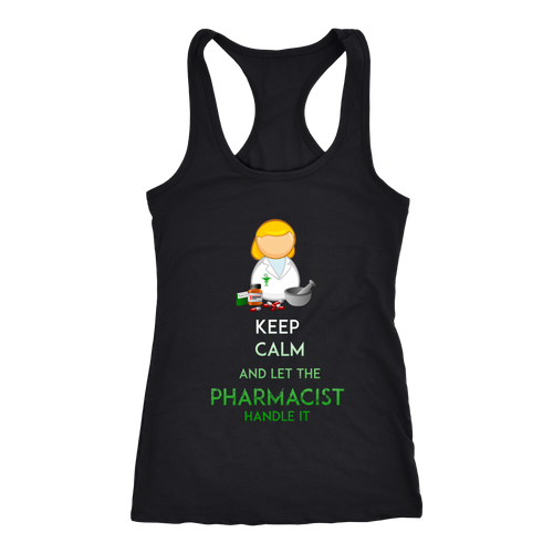 Pharmacist T-shirt, hoodie and tank top. Pharmacist funny gift idea.