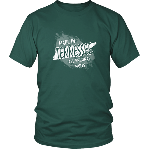 Tennessee T-shirt - Made in Tennessee