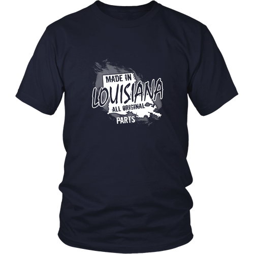 Louisiana T-shirt - Made in Louisiana