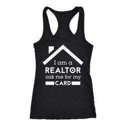 Real Estate Agent T-shirt, hoodie and tank top. Real Estate Agent funny gift idea.