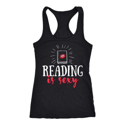 Reading T-shirt, hoodie and tank top. Reading funny gift idea.