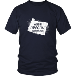 Oregon T-shirt - Made in Oregon