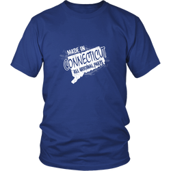 Connecticut T-shirt - Made in Connecticut
