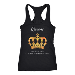 Queens T-shirt, hoodie and tank top. Queens funny gift idea.