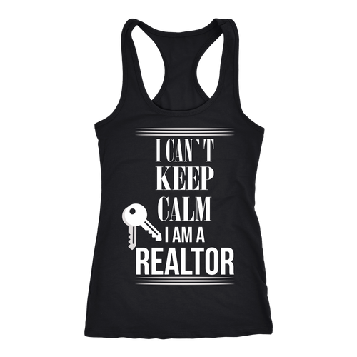 Realtor T-shirt, hoodie and tank top. Realtor funny gift idea.