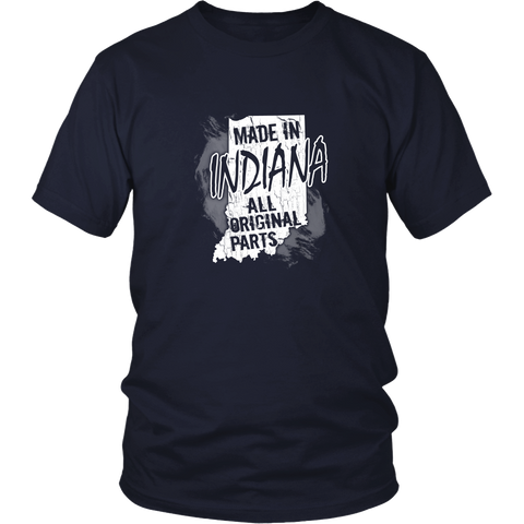 Indiana T-shirt - Made in Indiana