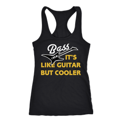 Bass Guitar T-shirt, hoodie and tank top. Bass Guitar funny gift idea.