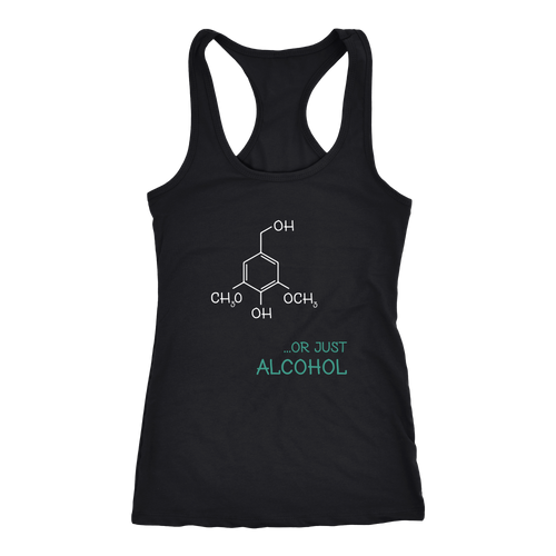 Alcohol T-shirt, hoodie and tank top. Alcohol funny gift idea.