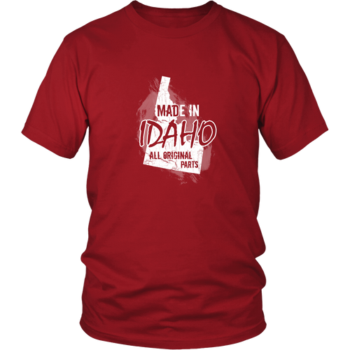 Idaho T-shirt - Made in Idaho