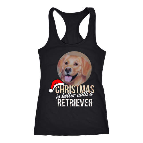 Retriever T-shirt, hoodie and tank top. Retriever funny gift idea.