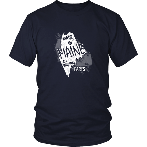 Maine T-shirt - Made in Maine