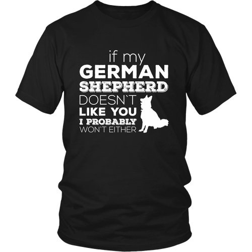 T5 German Shepherd