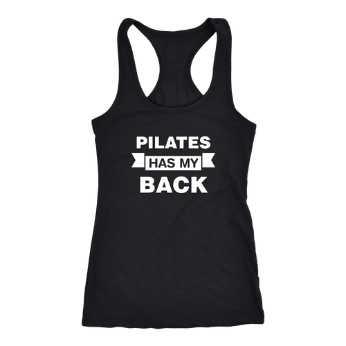 Pilates T-shirt, hoodie and tank top. Pilates funny gift idea.
