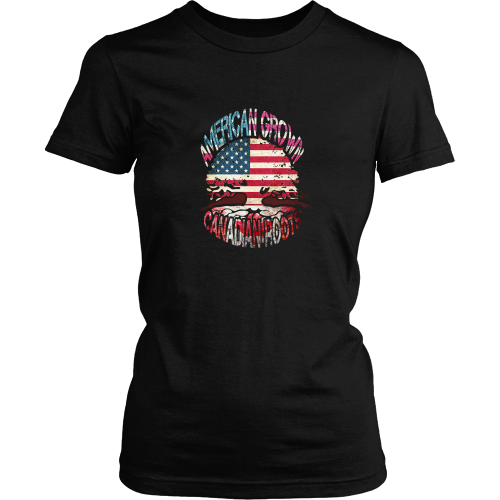 District Made Womens Shirt