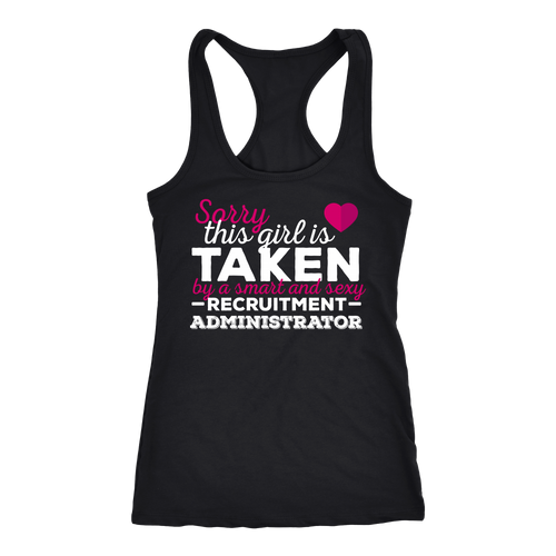 Recruitment Administrator T-shirt, hoodie and tank top. Recruitment Administrator funny gift idea.