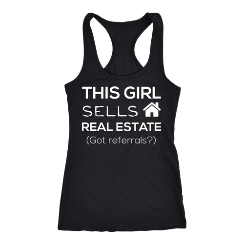 Real Estate T-shirt, hoodie and tank top. Real Estate funny gift idea.