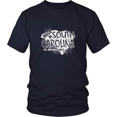 South Carolina T-shirt - Made in South Carolina