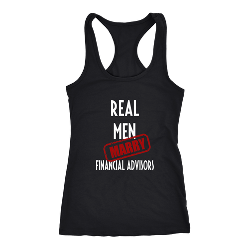 Financial Advisor T-shirt, hoodie and tank top. Financial Advisor funny gift idea.