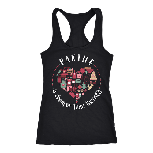 Baking T-shirt, hoodie and tank top. Baking funny gift idea.