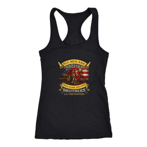 Firefighter T-shirt, hoodie and tank top. Firefighter funny gift idea.