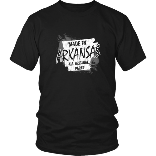 Arkansas T-shirt - Made in Arkansas